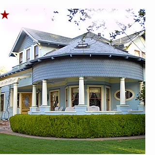 sonoma bed and breakfast, haydon street inn, healdsburg ca