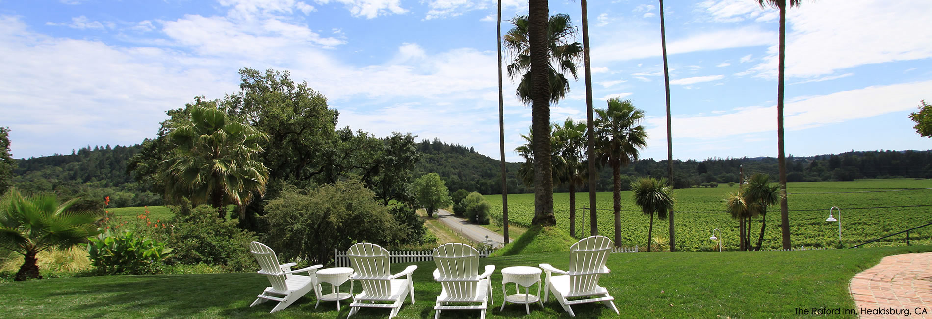 sonoma wine country bed and breakfast inn