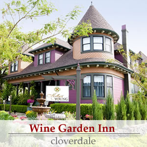 Check Availability at Wine Garden Inn