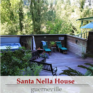 santa nella house in the russian river valley - a sonoma wine country bed and breakfast inn