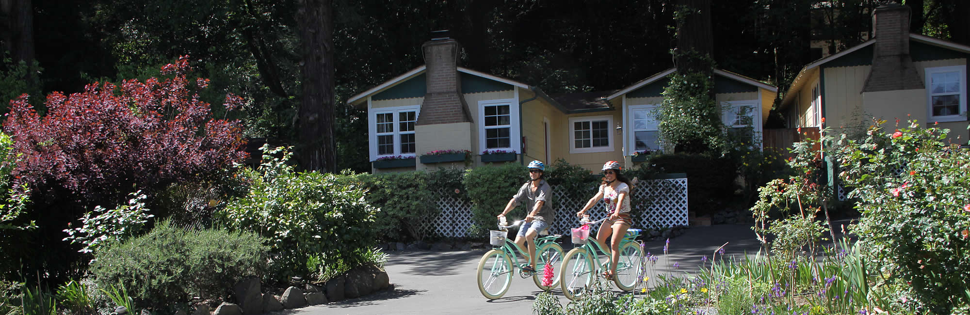 russian river bed and breakfast cottages