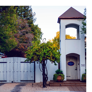 sonoma bed and breakfast, cottage inn & spa in sonoma california