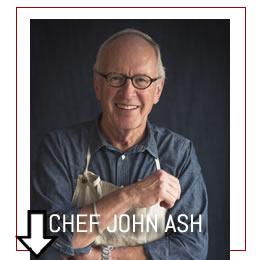 chef john ash go sonoma