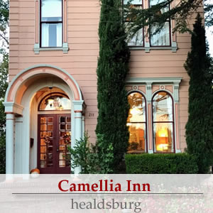 Book a room at Camellia Inn, Healdsburg Bed & Breakfast Inn