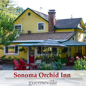 sonoma wine country inns - old crocker bed and breakfast inn - cloverdale ca