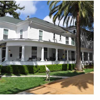 River Belle Inn a Healdsburg Bed & Breakfast