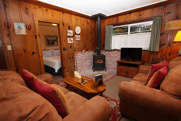 sonoma wine country vacation rental - cottage at Fern Grove in the Russian River Vallley