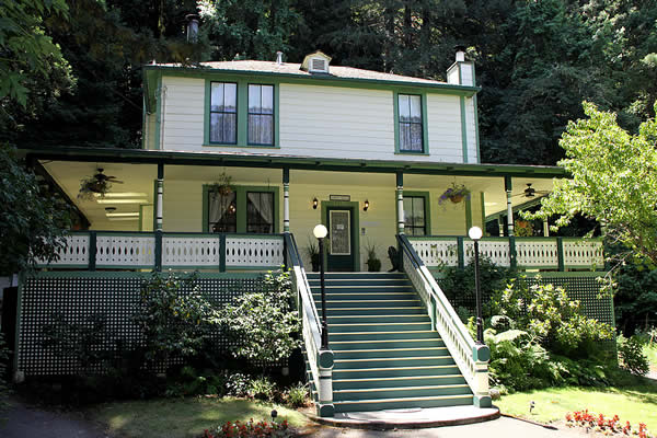 sonoma wine country vacation rental - russian river valley santa nella house