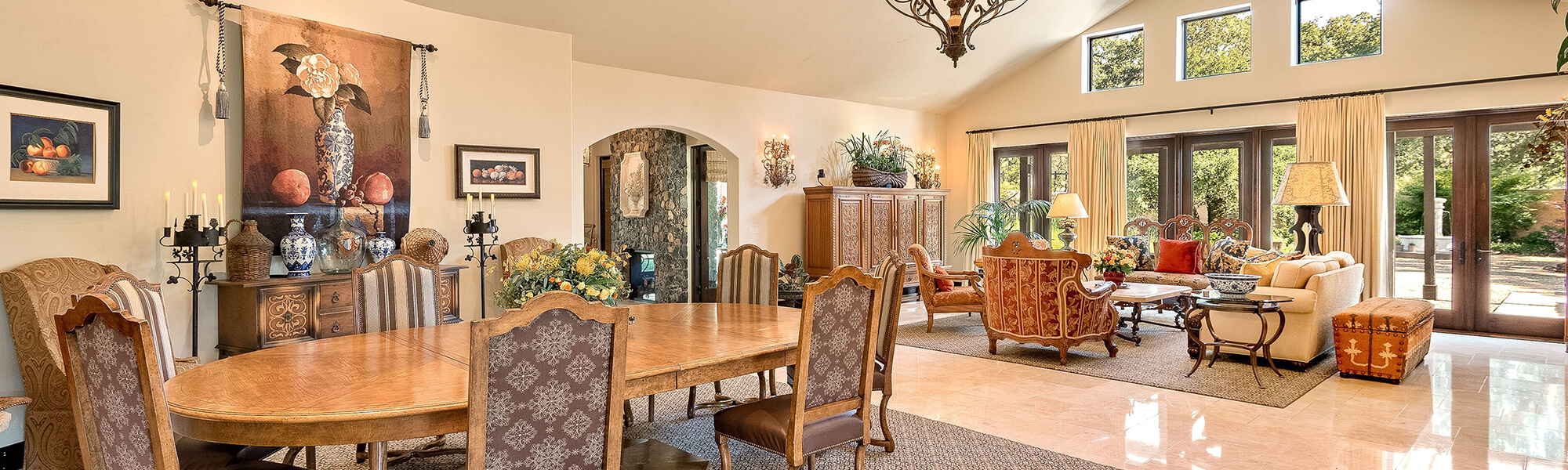 sonoma wine country vacation rental - home